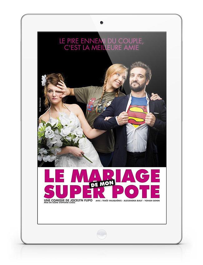 Le mariage de mon Super pote