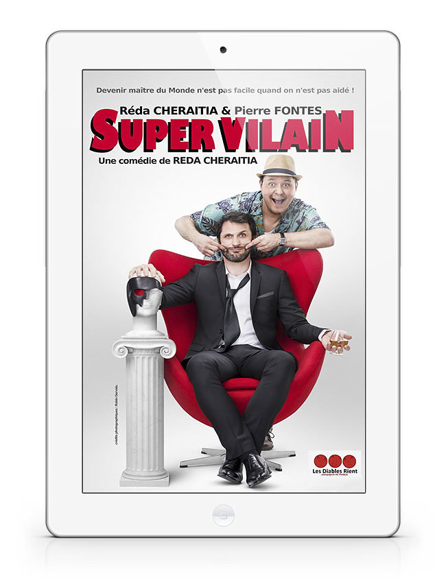 Super Vilain
